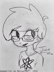 Requests: Emily 02: June by flannelRaptors