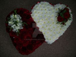 Floristry: Double Hearts by NommyPanda