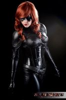 Batgirl 2 by Alexia-Jean-Grey