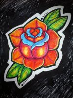 Rose Flash by Helectic