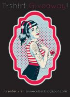 Sailor Girl tee by theyellowcoyote