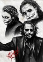 Faces of Madness by Slorie