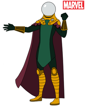 Marvel - Mysterio 2017 by HewyToonmore
