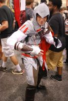 Ezio Costume by miss-a-r-t