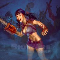 age of champions necrohunter by anotherdamian