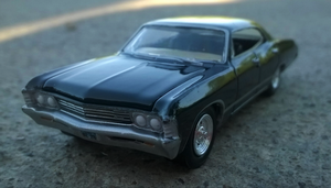 My Very Own '67 Chevy Impala by DalekWithAKeyblade