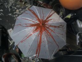 another (anime) umbrella prop by everlasting-cosplay
