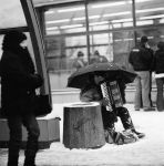 The Winter Bard - 2 of 2 by StreetPhotographs