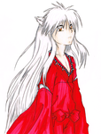 Inuyasha by Almost-Albino