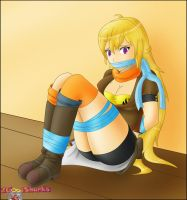 Yang Wrapped by 2GoodSharks