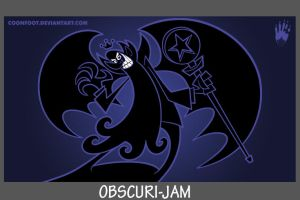 ObscuriJam '13: The Shadow by Coonfoot