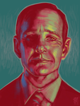 Clark Gregg by daPatches