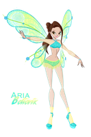 Winx: Aria Believix by DragonShinyFlame