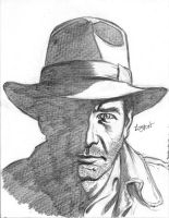 Indiana Jones by LostonWallace