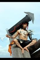 Jecht Cosplay 7 by Elffi
