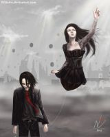 I've been holding on...Helena by NadzEscapade