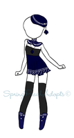 Outfit Adopt (CLOSED) by SpringPeachAdopts