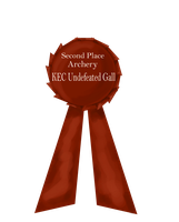 KEC Undefeated Gall Ribbon Medieval Fair by byrch