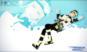 Noiz wallpaper - DRAMAtical Murder by NipahMMD
