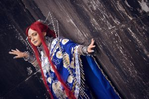 Trinity Blood: Lilith Sahl by auntLilith
