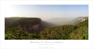Wentworth Falls Lookout 2 by MattLauder
