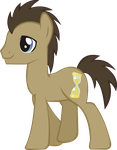 Dr. Whooves Revectorized by Kna