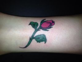 Rose Tattoo by mcnasty6971