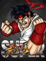 Ryu Unleashead by DominicanFlavor