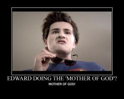 Smosh Edward doing 'Mother of God'? by htfman114