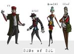 The Sons of Sol by Tom-Inad-Ous