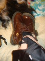Styling Boots by RebeKahsOwnPlace