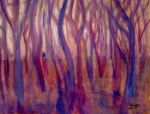 in the purple forest by glenox66