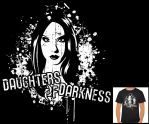 Daughters of Darkness Shirt by AlyOh