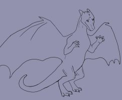Sketch Request - Scaleeth by AguaRush11