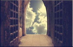 gates to heaven by 00cheily00
