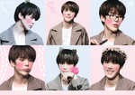 ICONS | Minhyuk (MONSTA X) | (Download). by BEAPANDA
