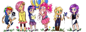 the first day of school by xArakayx