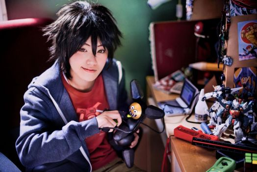 Big Hero 6 - Diagnosis / Hamada Hiro by TrustOurWorldNow