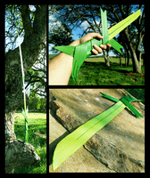 Blade of Grass by tearatone
