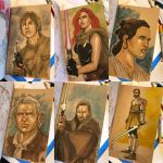The Star Wars Sketch Book 05 by Hodges-Art