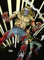 The Talented Luther Strode by DerekRodenbeck