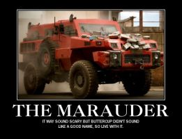 The Marauder from Top Gear by jmig3