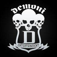 Demoni Entertainment Logo by Fraawgz