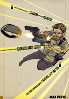 Digital Sketchbook: Max Payne 3 by Todd3point0