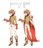 Prince of blood by yukkeKY