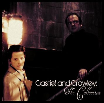 Crastiel The Collection- Cover by ShortDarkandSnarky