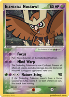 Elemental Wave - Noctowl by FlamingClaw