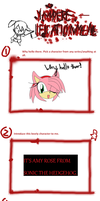 Amy Rose Yandere Meme by AnjelFeather
