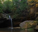 Autumn in Hocking Hills by NycterisA