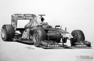 Red Bull Racing RB7 by SD1-art